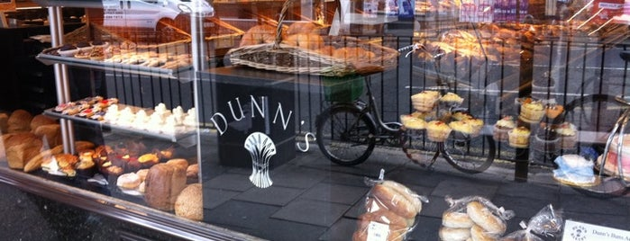 Dunn's Bakery is one of Sweets - LDN.