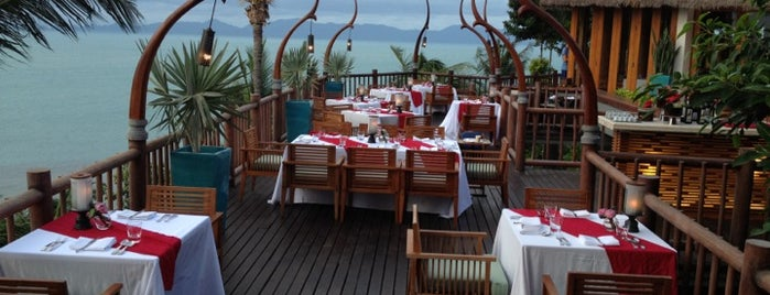 Lan Tania is one of SOUTH EAST ASIA Dining with a View.