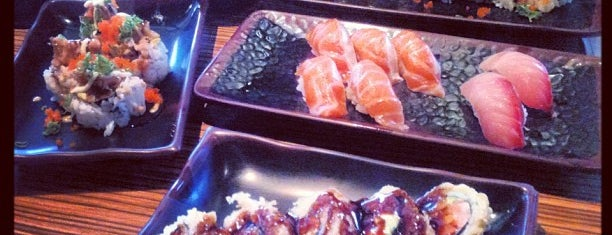 Sushi House Goyemon is one of Dj Stutter : понравившиеся места.