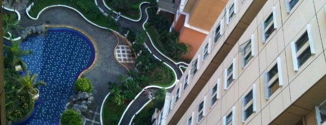 Apartemen Mediterania Garden Residences 1 is one of Jakarta, Indonesia.