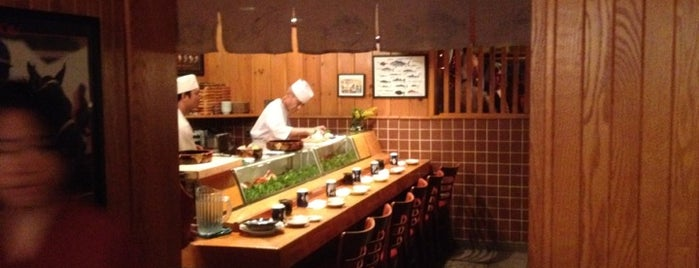 Sagami Japanese Restaurant is one of Philly.