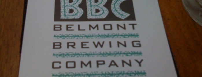 Belmont Brewing Company is one of Craft Beer in LA.