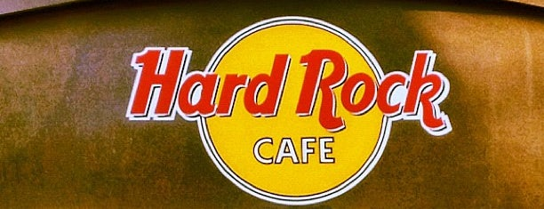 Hard Rock Cafe Rome is one of Rome.
