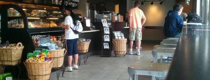 Starbucks is one of Tempat yang Disukai Adrian.