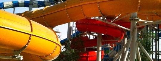 Aqua Park is one of Best Places In Doha.
