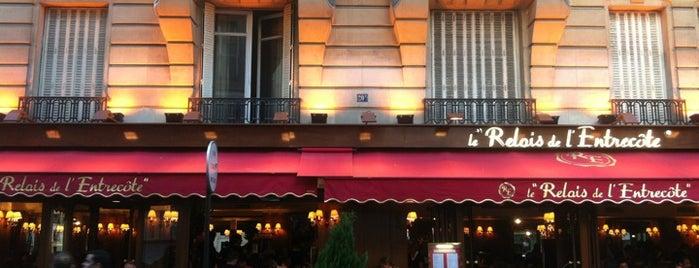 Le Relais de l'Entrecôte is one of Paris Eating.