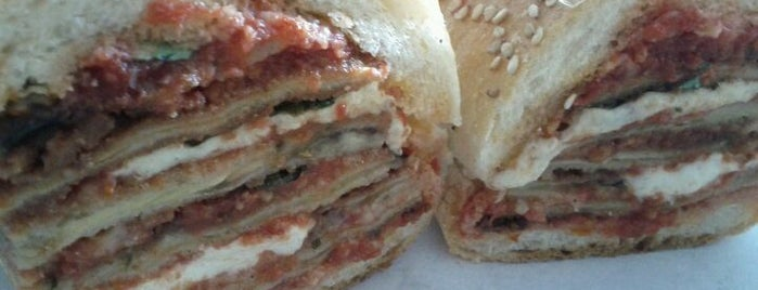 Torrisi Italian Specialties is one of Best Sandwiches.