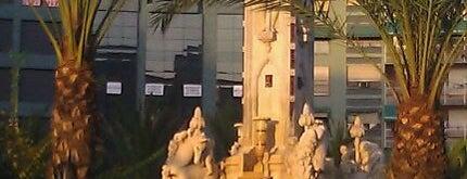 Plaza de Los Luceros is one of Alicante #4sqCities.