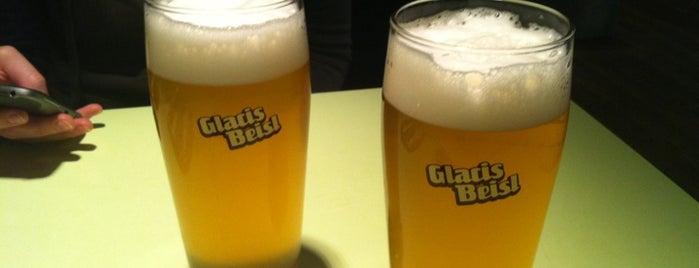 Glacis Beisl is one of Essen & Trinken im MQ.