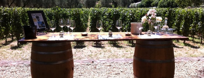 Spring Mountain Vineyard is one of Daily Sip Deals.
