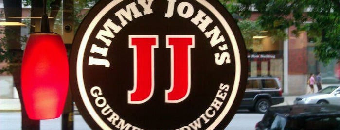Jimmy John's is one of How to chill in ChiTown in 10 days.