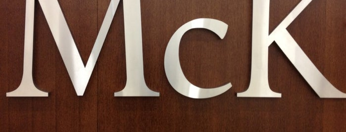 McKinsey & Company is one of Locais curtidos por Дмитрий.
