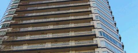 パークシティ武蔵小杉 ステーションフォレストタワー is one of 武蔵小杉再開発地区.