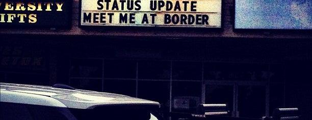The Border is one of Alex 님이 저장한 장소.