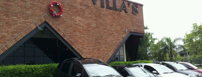 Villa's Churrascaria is one of Paola 님이 좋아한 장소.