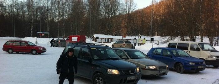 Tūrisma rallijs piedzīvojums Vidzemē Starta vieta 19.02.2011 is one of AtputasBazes.lv.