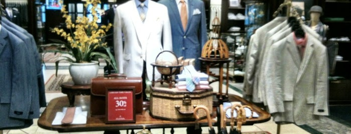 Brooks Brothers is one of NYC Midtown.