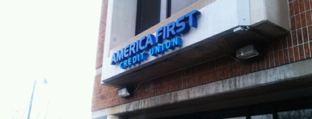 America First Credit Union is one of Banks.
