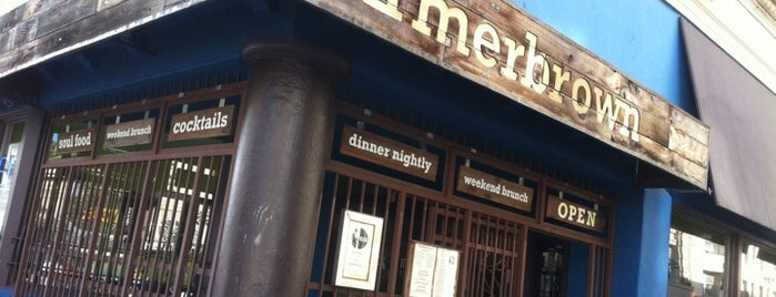 Farmer Brown is one of SF Best Brunches.