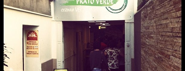 Prato Verde is one of Comer e beber em POA.