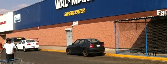 Walmart is one of Lugares favoritos de Aram.