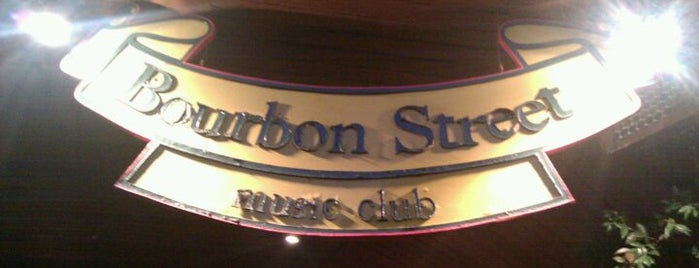 Bourbon Street Music Club is one of São Paulo Nightlife!.