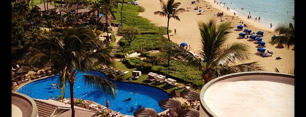 Sheraton Maui Resort & Spa is one of Resortes.