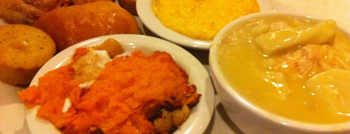 Mary Mac's Tea Room is one of Atlanta's Best Southern Food - 2012.