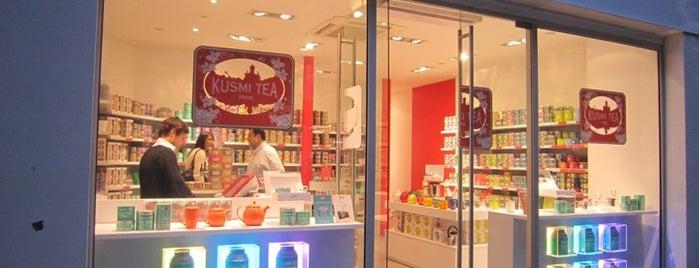 Kusmi Tea is one of  Paris Eat .