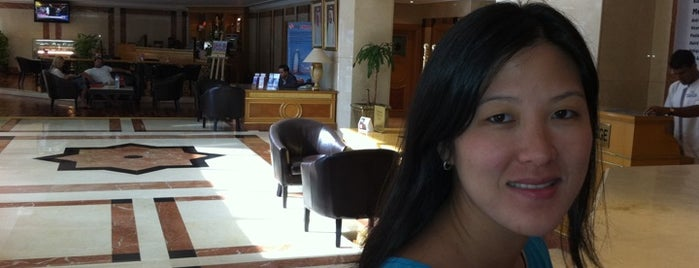 Four Points By Sheraton Bur Dubai is one of Where I have been.