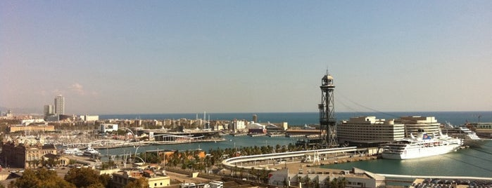 Miramar is one of Barcelona.