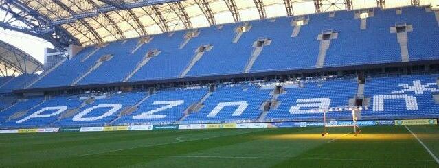 Stadion Miejski is one of Best Stadiums.
