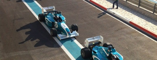Yas Marina Circuit is one of Relax in Abu Dhabi.