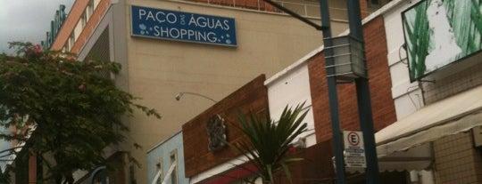 Paço das Águas Shopping is one of Poços de Caldas, MG, Brasil.