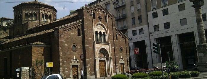 Chiesa di San Babila is one of Milano.