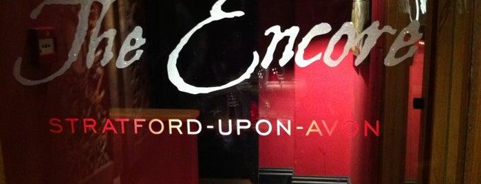 The Encore is one of สถานที่ที่ Carl ถูกใจ.