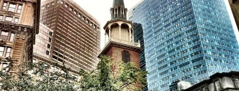 Old South Meeting House is one of Beantown.