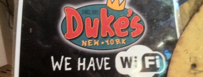 Duke's is one of The 51 Madison Avenue Hit List.