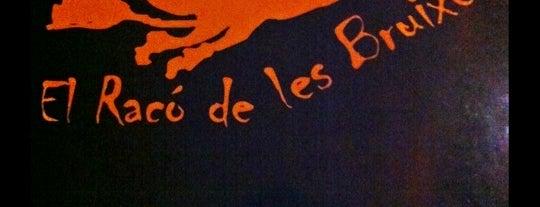 El racó de les bruixes is one of Fets.