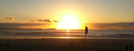 Praia do Baleal Campismo is one of Locais curtidos por Jo.