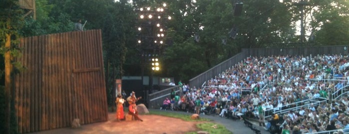 As You Like It - Shakespeare in the Park is one of Adam Khoo - Theaters - New York, NY.