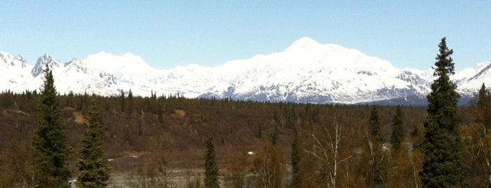 Denali National Park & Preserve is one of The Amazing Race 01 map.