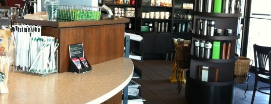 Starbucks is one of Tempat yang Disukai j.