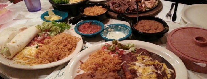 Chuy's is one of Houston, TX.