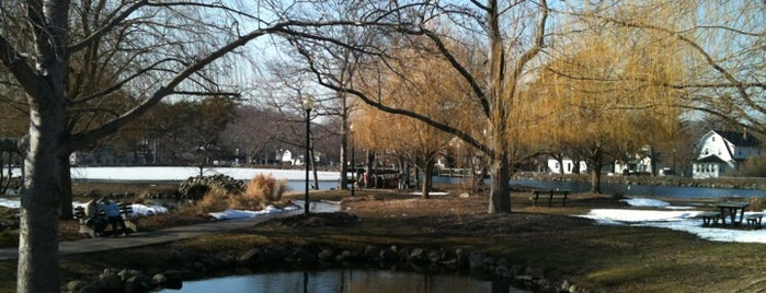 Heckscher Park is one of Everything Long Island.