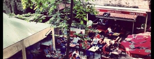 Lalezar Çay Bahçesi is one of # istanbul.