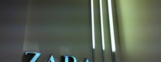 ZARA is one of Belgie 🇧🇪.