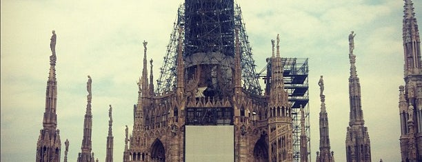 Terrazze del Duomo is one of Milano To-do's.