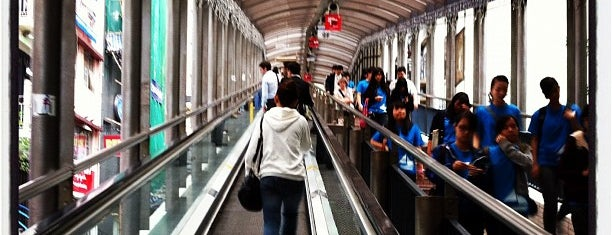 Central-Mid-Levels Escalator and Walkway System is one of Hong Kong (Sights).