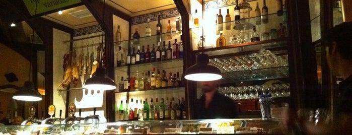 Teatro Tapas is one of München's best eats.